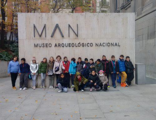 VAMOS AL MUSEO ARQUEOLÓGICO
