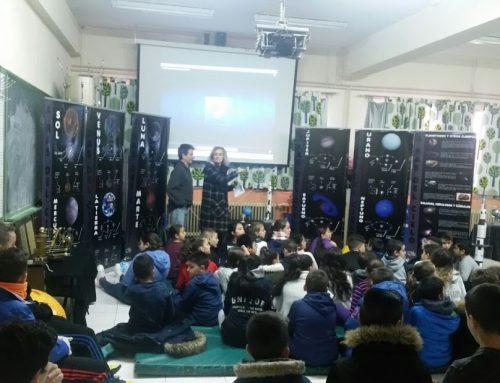 Semana Cultural de la ciencia en Trabenco