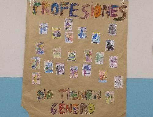 LAS PROFESIONES NO TIENEN GÉNERO