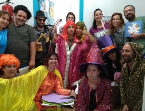 MARATÓN DE CUENTOS DE FAMILIAS DEL TRABENCO
