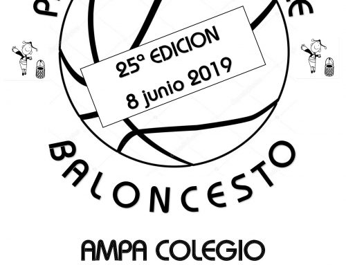 25º PARTIDO INTERMINABLE DE BALONCESTO