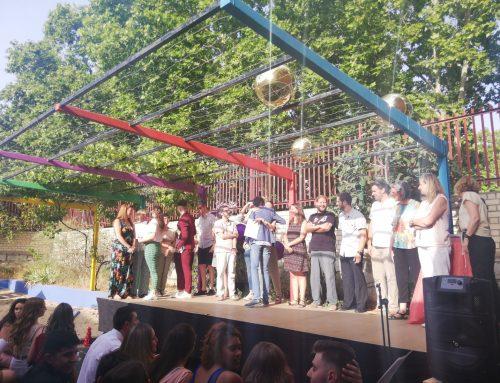 Graduación de los alumnos y alumnas de 4º de ESO y FPB