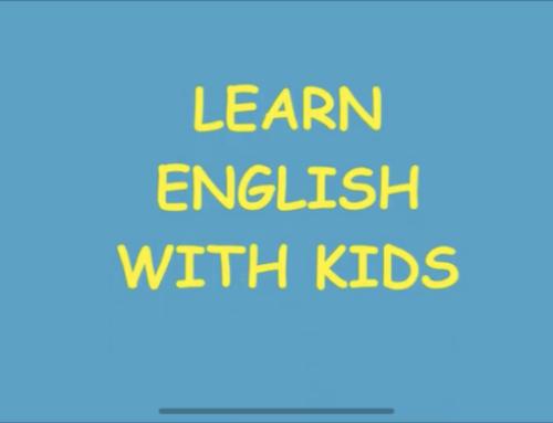 Clases de inglés con los peques del cole