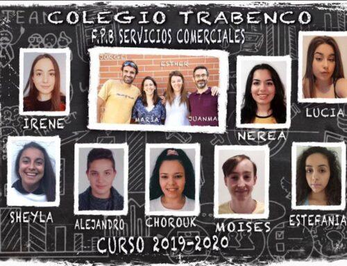 Graduación 2020 FP Básica TRABENCO