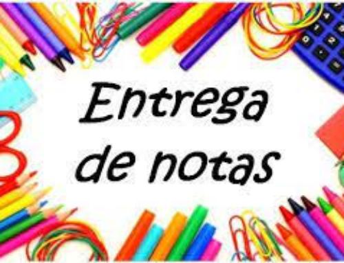ENTREGA DE NOTAS E.S.O. Y F.P.B